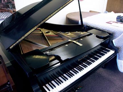 Masson & Hamlin Piano After Restoration