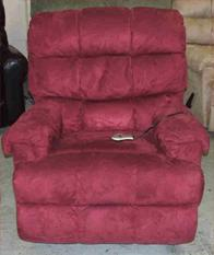 Recalled Heated Recliner